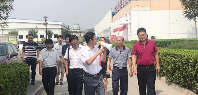 湘西州永顺县委副书记、县长陈海波莅临澳门新濠天地真人考察调研