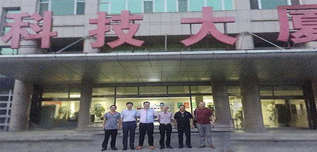 韩国EDK株式会社到访北京澳门新濠天地真人考察交流