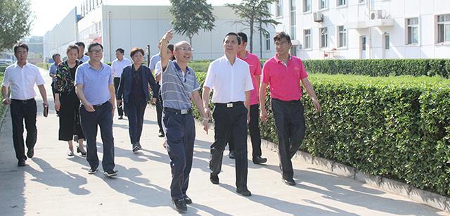 北京市副市长卢彦考察调研北京资源食品城