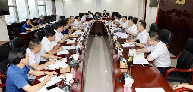 刘钧贻董事长受邀出席长沙市胡忠雄市长主持召开的宁乡花猪产业发展专题座谈会