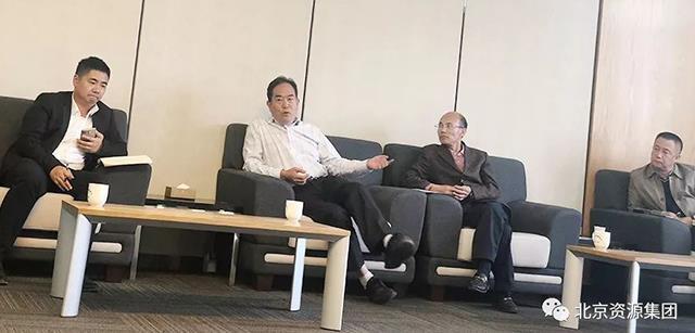 宁乡市副市长文平专题听取资源集团宁乡花猪双百工程汇报