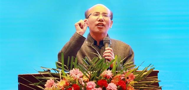 刘钧贻董事长发表2020年新年致辞 | 奋勇开创双创新局面