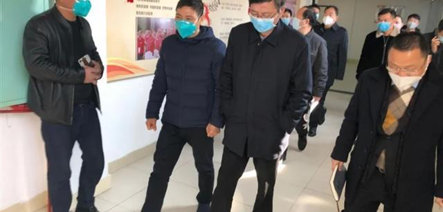 国家重点保供应企业 北京资源集团在行动系列报道(二)|省市领导高度肯定和赞赏集团南方食品防疫情保供给成绩
